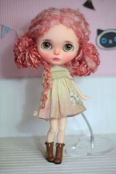 OOAK Custom Blythe Doll Petty-by Donnado not pay for by Moctopus