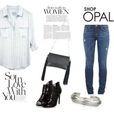 SHOP - OPAL by ladymargaret on Polyvore featuring moda, Level 99, J.J. Winters and Satya