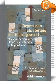 Depression als Störung des Gleichgewichts    ::  Depressive Menschen suchen ihr verlorenes Gleichgewicht wiederzugewinnen. Ihr Ringen um den ''aufrechten Gang'' kann sich günstig, aber auch ungünstig auf die Prognose auswirken. Der spezielle Ansatz dieses Buches geht von einem Hochschaukeln der Depression aus und untersucht, was die depressive Spirale unterhält und wie sie therapeutisch unterbrochen werden kann. Dabei wird vor allem auf die Rolle des Selbstbildes und die Schamproblemat...