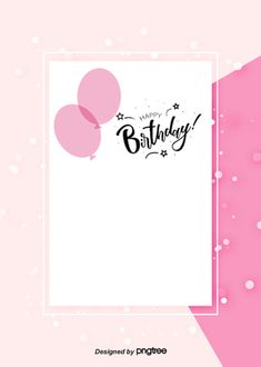 Happy Birthday Background Of White Realistic Balloon Cloud Happy Birthday Template, Happy Birthday Frame, Happy Birthday Posters, Birthday Frames, Happy Birthday Balloons, Happy Birthday Gifts, Happy Birthday Greetings, Birthday Greeting Cards, Romantic Birthday