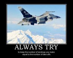 Flying is simple!
