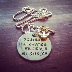 Love this necklace :-)
