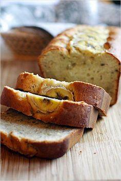 Banana Bread (Banana Cake) Recipe