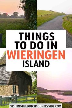 Discover things to do on the former Dutch Island of Wieringen a day trip from Amsterdam, The Netherlands | Europe Bucket List | Europe Destinations | Europe Travel | Europe Places To Visit In | Europe Itinerary | Europe Landscape | Europe Nature | Europe Vacation | Europe Voyage | Europe Scenery | Europe | Netherlands | Netherlands Travel | Netherlands Countryside | Netherlands Nature | Netherlands Holland | Netherlands Bucket List | Netherlands Village | Netherlands Islands #netherlands