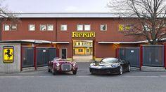 Leggenda e Passione los deportivos más exóticos de la subasta que celebra los 70 años de Ferrari - Infobae.com