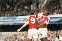 Kevin Campbell (above) played for Arsenal, West Brom, Everton and Nottingham Forest Kevin Campbell, Wenger Arsenal, West Brom, Nottingham Forest, Fa Cup, Everton, Comebacks, Football, Soccer