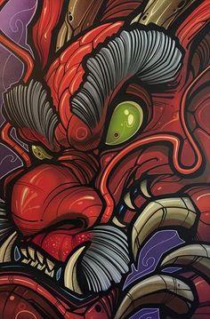 Image of Dragon Vengeance