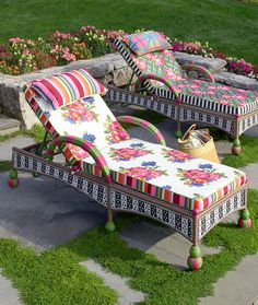 The ultimate chaise The Wild Outdoors Pinterest