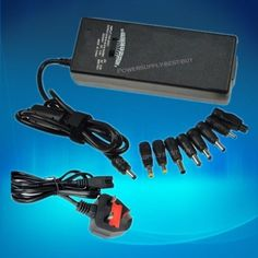 Universal ac #adapter #charger power supply #laptop notebook 90w + 8 tips uk,  View more on the LINK: http://www.zeppy.io/product/gb/2/111302789163/