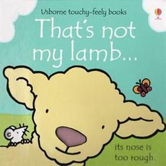 Delightful board book aimed at very young children. The bright pictures, with their patches of different textures, are designed to develop sensory and language awareness. Babies and toddlers will love