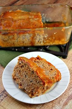 Slow Cooker Chicken Parmigiana Meatloaf from Recipe Girl [via Slow Cooker from Scratch]