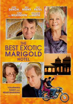 The Best Exotic Marigold Hotel-This was outstanding and all of my favorite British actors!