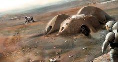 Die NASA hofft, innerhalb der nächsten 20 Jahre eine bemannte Mission zum Mars zu starten. Dabei wir...