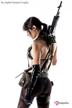 Quiet ~ Metal Gear Solid V: The Phantom Pain Cosplayer: Sophie Valentine Cosplay