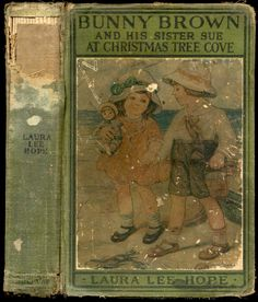 Are you a fan of the old and creepy? This one is perfect for your shelf! Bunny Brown and His Sister Sue At Christmas Tree Cove, 1920 $2.95 via @amazon http://www.amazon.com/gp/product/B002216ST2/ref=cm_sw_r_tw_myi?m=A3FJDCC1SFO8CE