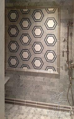 Model Tiled Rooms That Take Things Beautifully Beyond The Backsplash