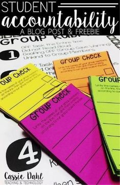 Tired of teacher-led guided reading? Want to try out book clubs in your classroom? The trouble with that is student accountability! This post will share one way to hold your students accountable even when they are working in a group without you! by briana