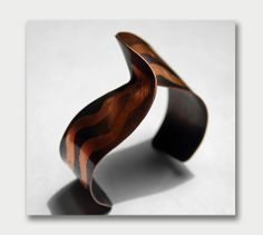 Art Smith twisted cuff