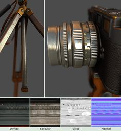 Complex Material Tutorial | Marmoset - Chrome