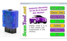 OBD2 Car Diagnostic Tool - Bluetooth