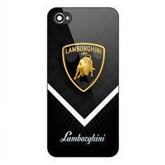 Best Rare Lamborghini Black Design Copy Hard Plastic Case iPhone 5/5s 6/6s Plus #UnbrandedGeneric