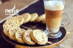 Τραγανά Cookies με καρύδια Starbucks Cookies, Doughnut, Cereal, Yummy Food, Delicious Recipes, Breakfast, Desserts, Flowers, Morning Coffee