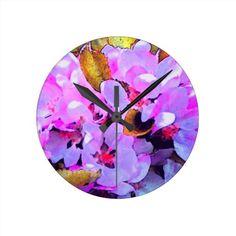 confused seasons round clocks