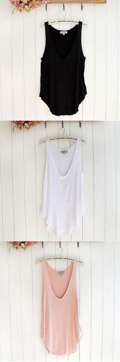 Practical Womens Sexy Sleeveless Chiffon Summer Breathable Tank Crop Tops Bandage Vest Casual Blouse Canottiere Donna A1 Non-Ironing Uhren & Schmuck