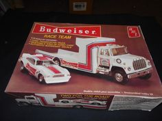 AMT Budweiser Race Team Ford Truck and Mustang II Funny Car 1970's 1 25 | eBay