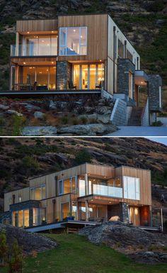 Holzhaus, Architektur