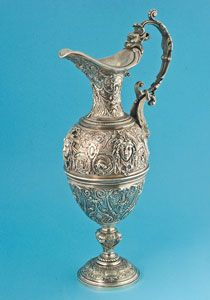 Electrotyped Ewer