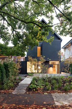 Completed in 2016 in Vancouver, Canada. Images by Sama Jim Canzian . When the project started, this 105-year old house on a narrow 25' wide lot had been an unheated and neglected shelter for an elderly occupant. It...
