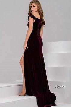 7fe457756886 Burgundy off the Shoulder Velvet Classic Dress 50327 Velvet Skirt, Velvet  Fashion, Plein,