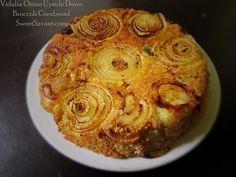 Vidalia Onion Upside Down Cornbread