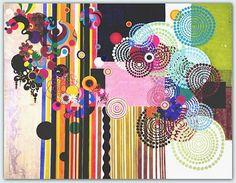 Milhazes Beatriz - Art en classe - Nurvero - La vie en classe