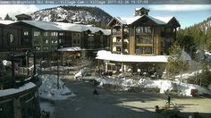 Mammoth Mountain Village Lodge Cam | Official Site