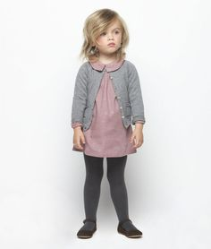 Lovely Baby Girl Clothes Winter Ideas 2018 – The arrival of a new born is the most welcome idea for parents. As parents you usually think of your baby and try to give him or her very best. Girls Winter Fashion, Winter Outfits For Girls, Little Girl Outfits, Little Girl Fashion, Toddler Girl Outfits, Toddler Fashion, Kids Outfits, Kids Fashion, Baby Girl Winter