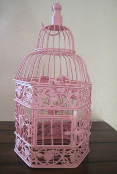 what to do with the bird cage...