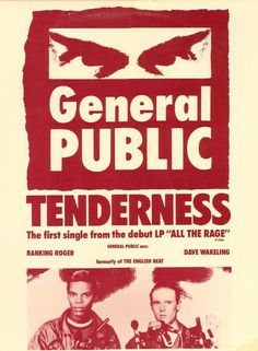 General Public Promotional Ad https://www.facebook.com/FromTheWaybackMachine/