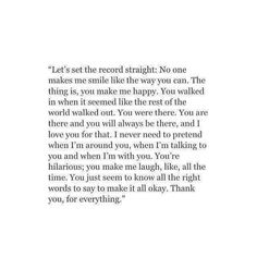 Security Check Required - My best friend does this for me, my guy best friend to be specific and i love him so much - Crush Quotes, Mood Quotes, Life Quotes, Quotes Quotes, 2015 Quotes, Today Quotes, Pain Quotes, Qoutes, Love Yourself Quotes