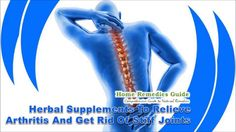 Dear friends in this video we are going to discuss about herbal supplements to relieve arthritis and get rid of stiff joints. You can find more details about Rumatone Gold capsules at http://www.home-remedies-guide.com/arthritis-pain-relief.htm If you liked this video, then please subscribe to our YouTube Channel to get updates of other useful health video tutorials.