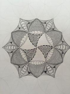Mandala  Allison CZT 12