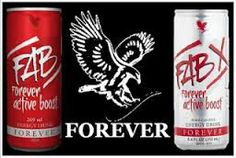 FAB X Forever Active Boost  FAB X Energy Drink - the healthy energy alternative with all the vitamins, amino acids, and electrolytes minus the calories, carbs, or sugar. Get that immediate boost you need while benefitting from the long-term energy you want. Let FAB X power you through your day to achieve all you desire!   FAB Forever Active Boost Energy Drink  FAB Forever Active Boost™ Natural Energy Drink gives you that extra boost you need to stay active. With Aloe plus a proprietary…