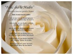 El camino a seguir: Dia de la Madre... Personalized Items, Food, Frases, Good Morning Greetings, One Day, Be Nice, Drive Way, Meals