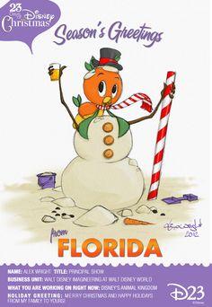 23 Days of Christmas « Disney D23