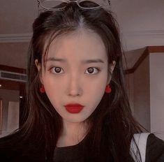 Lipstick Shades, Korean Girl, Idol, Female, My Style, Celebrities, Wallpapers, Dark, Gallery