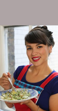 Host the festive dinner party of your dreams with these Christmas entertaining tips from My Little French Kitchen author and The Guardian food writer, Rachel Khoo. Rachel Khoo, Mom Haircuts, Giada De Laurentiis, Nigella Lawson, Swedish Recipes, New Cookbooks, Food Shows, I Love Food, Dinner