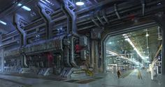 ArtStation - India Future - environment20, Michal Kus