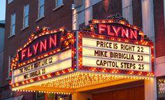 Flynn Center for the Performing Arts in Burlington VT