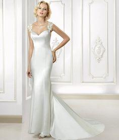 Cosmobella Wedding Gown Style 7720 | www.DemetriosBride.com #weddingdress #bride #bridal